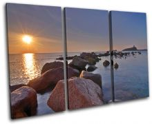 Sunset Sunset Seascape - 13-0963(00B)-TR32-LO